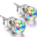 Alex Perry Fantastische Welt 925 Sterlingsilber Ohrringe mit Swarowski-Steinen für 9,99€ (statt 22€)