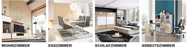 XXXLutz Sale mit 35% Rabatt auf Möbel