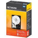Western Digital Network SATA Retail Kit 2TB (WDBMMA0020HNC) für 75€ (statt 92€)