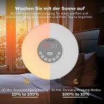 Lichtwecker VAVA 6W WakeUp-Licht für 18,99€ (statt 25€)