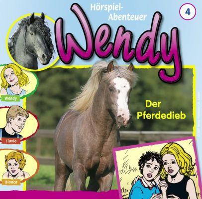 Wendy: Der Pferdedieb (Folge 4, Hörspiel) kostenlos
