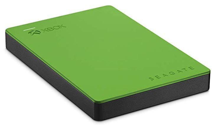 SEAGATE Game Drive portable 2TB Festplatte XBox für 59€ (statt 79€)