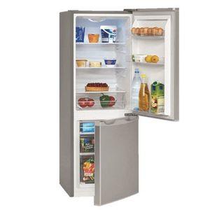 BOMANN KG 320 Kühlgefrierkombination in Edelstahl für 199€ (statt 262€)
