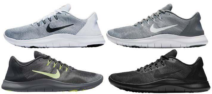 Verschiedene Nike Flex 2018 RN Sneaker für je 49,99€ (statt ~61€)