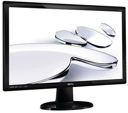 BenQ GL2450HM 24 Zoll Monitor mit 2ms Reaktionszeit in schwarz für 119€ (statt 140€)