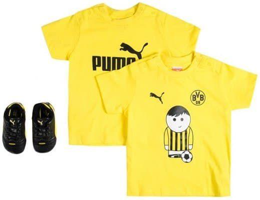 BVB Borussia Dortmund PUMA King Finale Baby Set für 11,72€ (statt 20€)