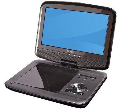 Denver MT980T2 portabler DVD Player mit DVB T2 als B Ware für 39,95€ (statt 72€)