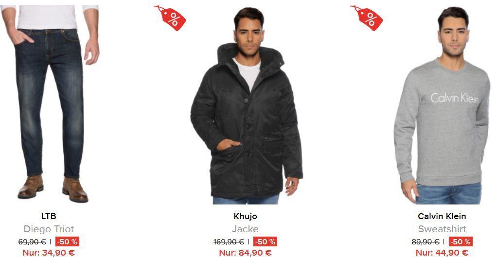 dress for less mit 50% extra Rabatt auf ALLES bis Mitternacht + 10% Gutschein + VSK frei   z.B. Benetton Basic Pullover mit Rundhals ab 13,41€
