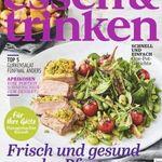 essen & trinken Schnupperabo für 14,70€ + 14,70€ Verrechnungsscheck