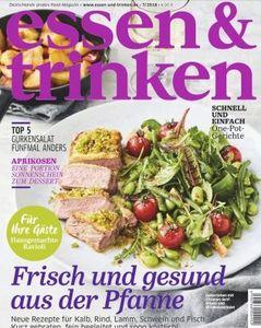 essen & trinken Schnupperabo für 14,70€   Prämie: 14,70€ Verrechnungsscheck