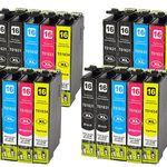 20 Tintenpatronen kompatibel für Epson für 7,49€ (statt 12€)