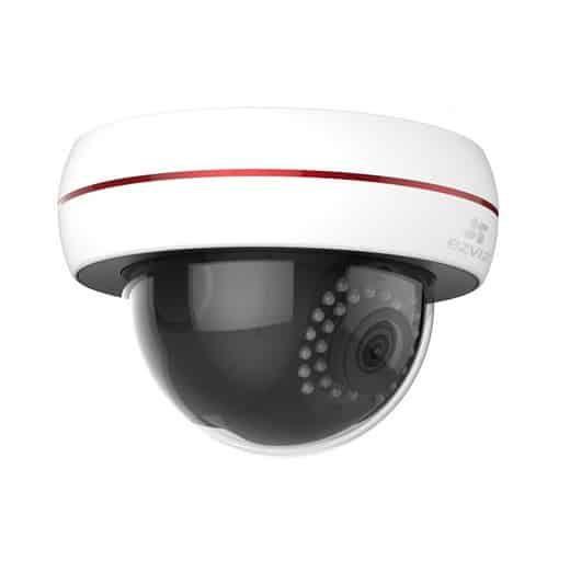 Ezviz C4S PoE Outdoor Dome Kamera für 75,90€ (statt 114€)