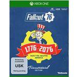 Saturn Gamescom Woche heute z.B.: Fallout 76 Tricentennial Edition (PS4, Xbox One) für 79,99€