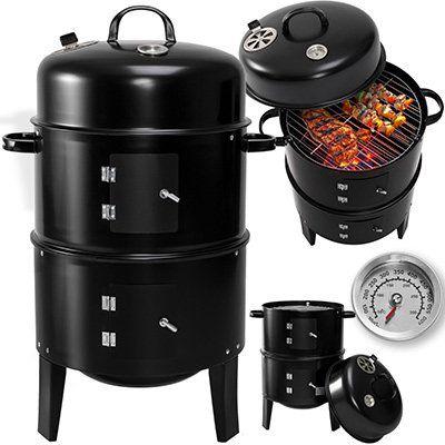 KESSER 3in1 BBQ Grilltonne für 26,82€ (statt 40€)