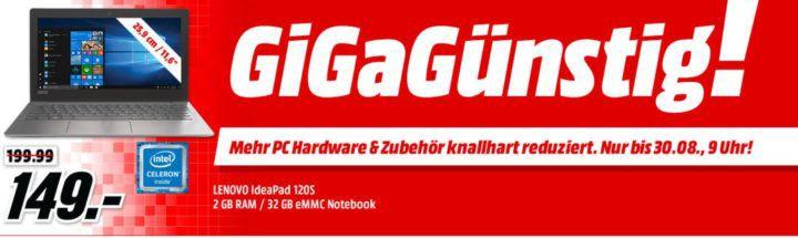 Media Markt GiGaGünstig Sale: PC Hardware & Zubehör reduziert   z.B. LOGITECH G300S GamingMaus für 25€ (statt 40€)