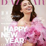 4 Ausgaben Harper's Bazaar für 25,60€ + 25€ Verrechnungsscheck