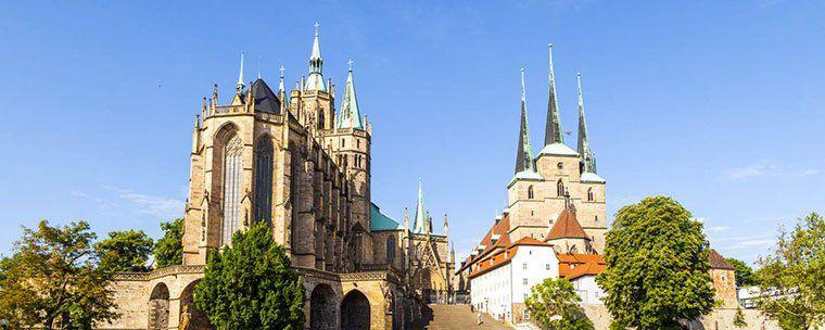 ÜN in Erfurt inkl. Frühstück für 29,50€ p.P.   auch über Ostern!