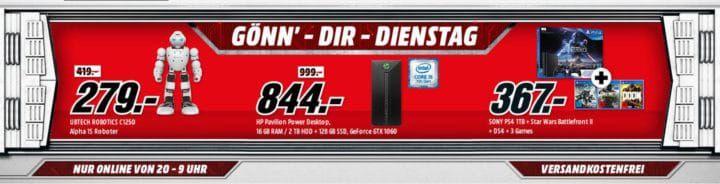 NINTENDO New Nintendo 2DS XL + 2  Games für 144€ uvm. im Media Markt Dienstag Sale
