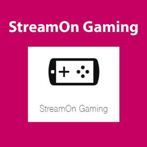 NEWS: StreamOn Gaming als Tarifoption bei der Telekom