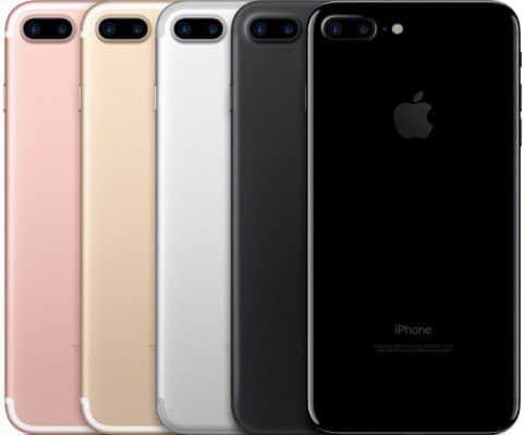 Apple iPhone 7 Plus mit 256GB [B Ware] für 529,90€ (statt 679€)