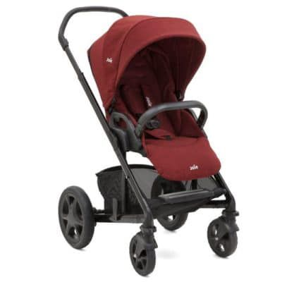Joie Kinderwagen Chrome DLX inklusive Kniedecke für 204,99€ (statt 355€)