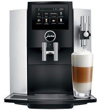 Jura S8 Moonlight Silver Kaffeevollautomat für 999€ (statt 1.279€)   Ausstellungsstück