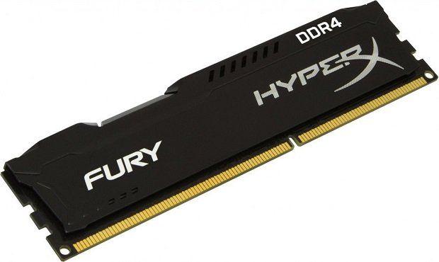 HyperX HX424C15FB/4 DDR4 Arbeitsspeicher mit 4GB und 2400MHz für 32,99€ (statt 45€)