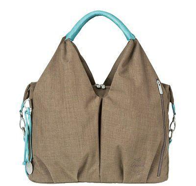 LÄSSIG Wickeltasche Green Label Neckline Bag Taupe für 77,42€ (statt 84€)