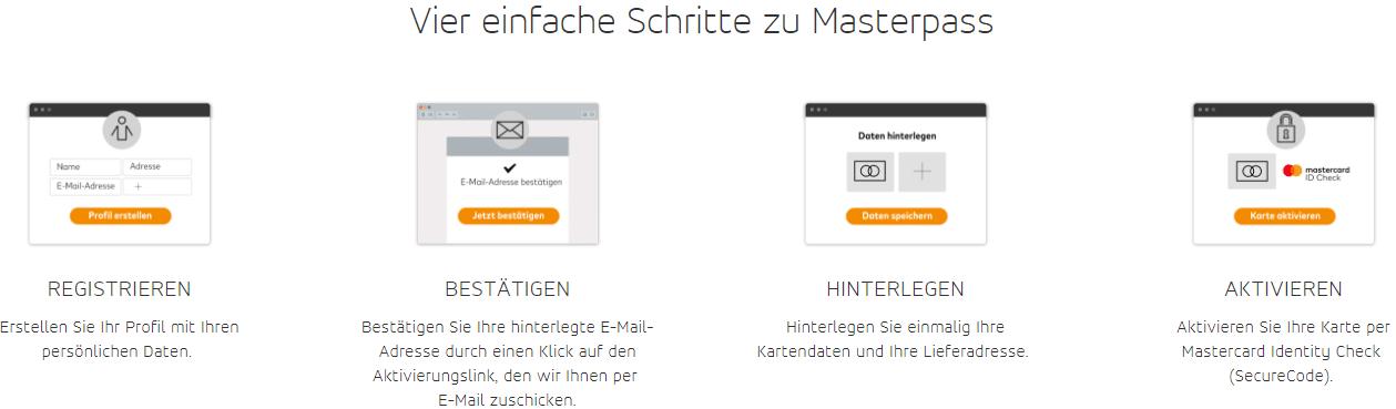 Masterpass   die digitale Bezahllösung von Mastercard erklärt