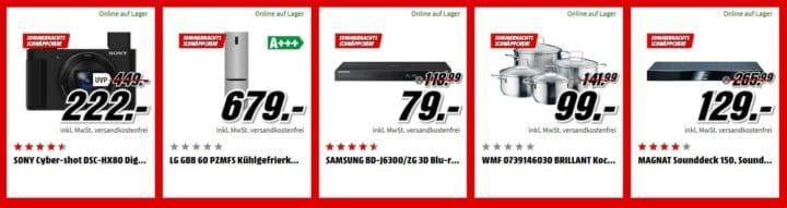 Media Markt Sommernacht Sale bis 6 Uhr: z.B. LG GBB 60 PZMFS Kühlgefrierkombination für 679€ (statt 764€)