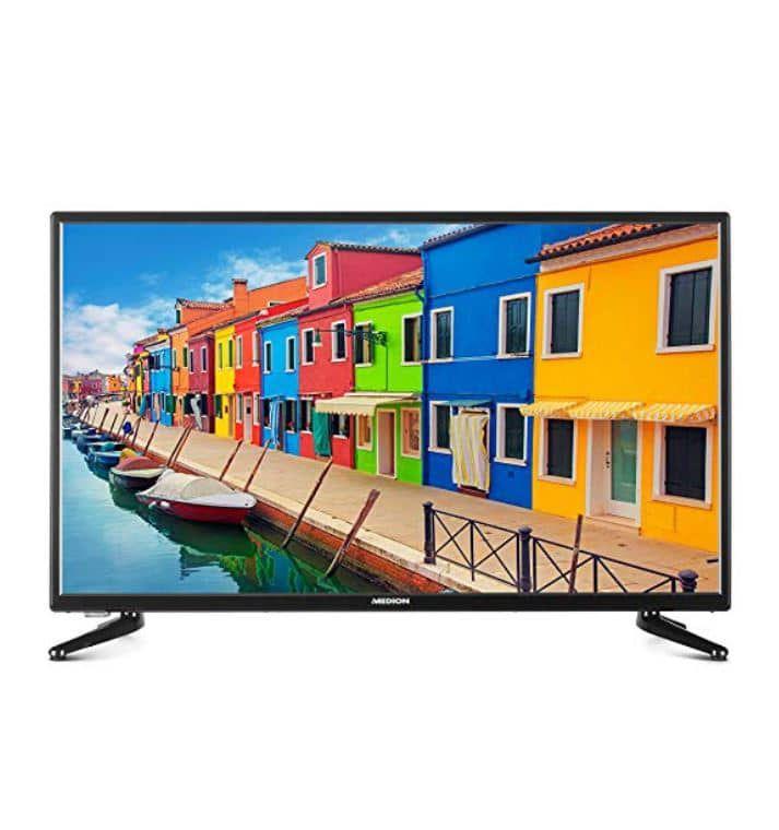 Medion P15237   32 Zoll triple Tuner TV mit HD ready für 149,99€ (statt 169€)
