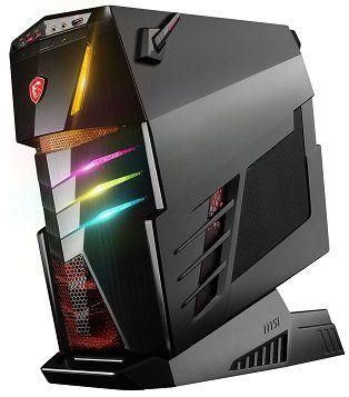 MSI Aegis Ti3 8RD SLI Gaming PC mit i7, 32GB RAM, 512GB SSD, 2TB HDD, 2x GTX1070 für 2.499€ (statt 3.379€)