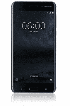 Nokia 6 für 67,98€ (statt 140€) + Klarmobil Vodafone Flatrate mit 2 GB für 9,99€ mtl.