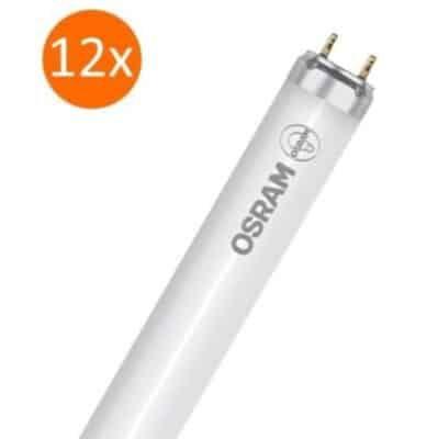 OSRAM BASE T8 EM   12 Pack LED Leuchtstoff Röhren für 69,99€ (statt 95€)