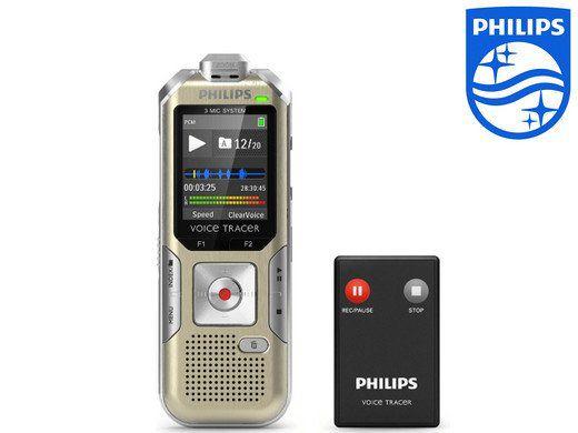 Philips DVT6510 Diktiergerät für 115,90€ (statt 150€)