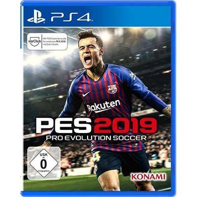 PES Pro Evolution Soccer 2019 PS4 für 39,99€   Vorbestellung