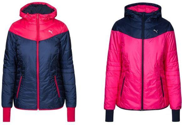 PUMA Active Norway Jacket Damen Winterjacke für 19,10€ (statt 55€)