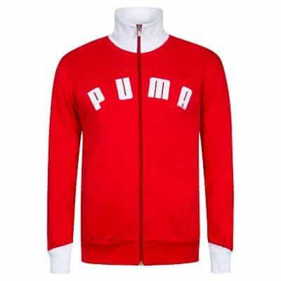 PUMA Herren Full Zip Trainingsjacke (801764 03) für 15,06€ (statt 22€)