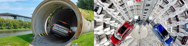 Besuch in der Autostadt Wolfsburg inkl. ÜN mit Frühstück ab 62€ p.P.