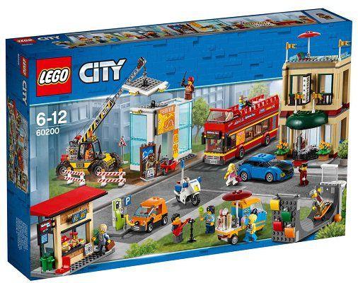 LEGO City (60200) Hauptstadt für 99,99€ (statt 120€)