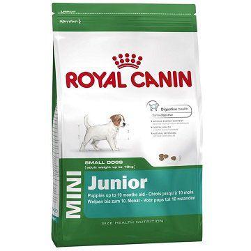 Royal Canin Mini Junior 8 kg Welpenfutter für 26,99€ (statt 31€)
