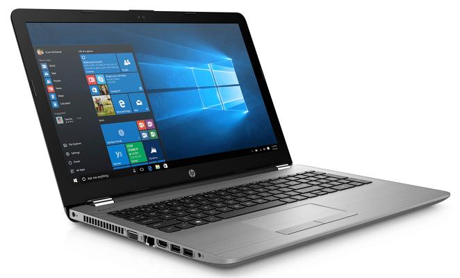 HP 250 G6 SP (2UB95ES)   15 Notebook mit 256 GB SSD & 8 GB RAM für 449€ (statt 479€)