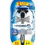 Wilkinson Rasierer Hydro5 + 2 Klingen für 4,29€