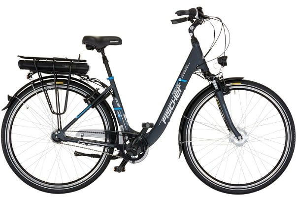 Fischer City ECU 1401 Citybike (28 Zoll, 522 Wh) für 999€ (statt 1.099€)