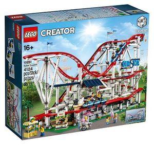 Lego Creator (10261)   Achterbahn für 295€ (statt 330€)