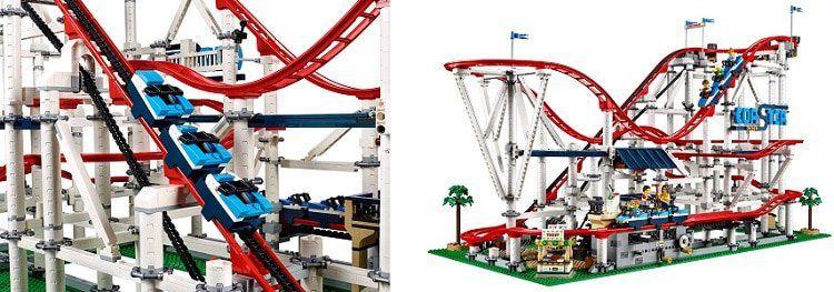 Lego Creator (10261)   Achterbahn für 275,54€ (statt 295€)