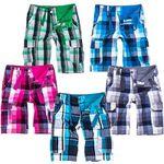 Rock Creek Herren-Shorts im Karomuster für 13,90€ (statt 17€)