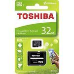 Toshiba M203 – 32GB microSD Karte (Class 10, UHS Speed Class 1) für 8€ (statt 16€)