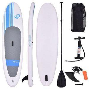Goplus Stand Up Paddle Board Set (305 cm) für 244,99€ (statt 268€)