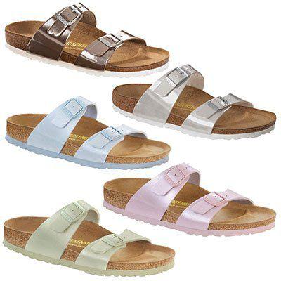 Birkenstock Sydney Damen Sandalen für 29,99€ (statt 37€)